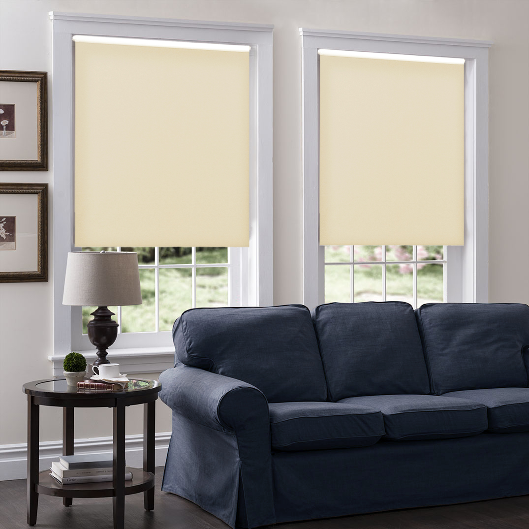 Cordless Roller Shades Serena Collection 36 Quot To 39 Quot Wide