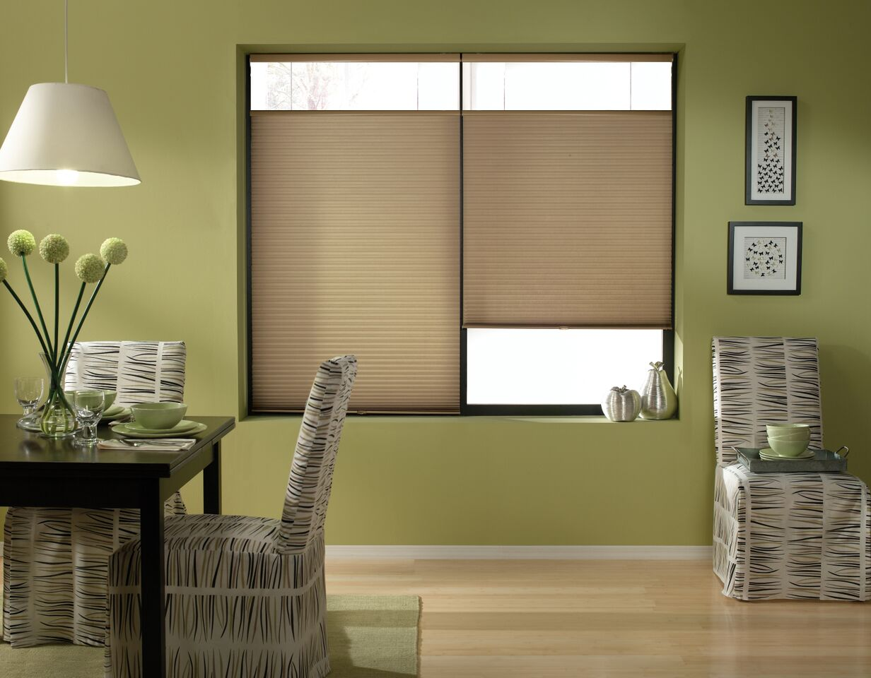 Cordless Top Down Bottom Up Cellular Honeycomb Shades 35